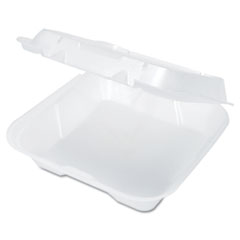 Genpak® Snap-It® Vented Hinged Containers