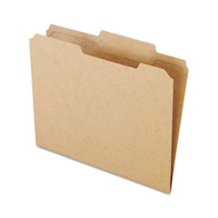 Pendaflex® Dark Kraft File Folders with Double-Ply Top Thumbnail
