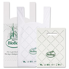 Eco-Products® Plastic Grocery Bags Thumbnail