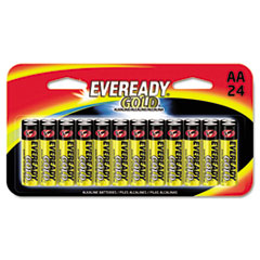 Eveready® Gold AA Batteries