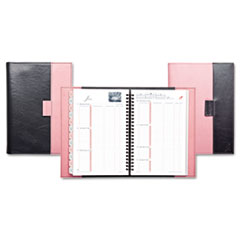 Day-Timer® Pink Ribbon Reversible Weekly/Monthly Appointment Book Thumbnail