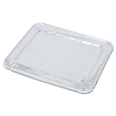 Boardwalk® Aluminum Steam Table Pan Lids