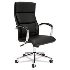 HON® VL105 Executive High-Back Leather Chair Thumbnail