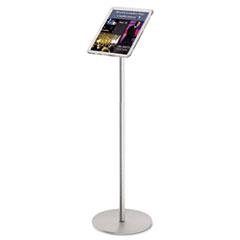 deflecto® Floor Sign Display with Rear Literature Pocket Thumbnail