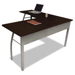 Linea Italia® Trento Line L-Shaped Desk Thumbnail