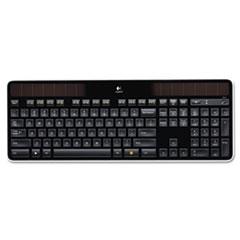 Logitech® K750 Wireless Solar Keyboard Thumbnail