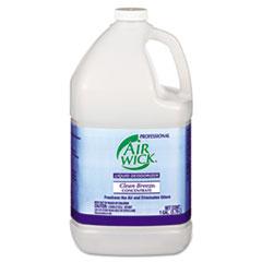 Liquid Deodorizer, Clean Breeze, 1 gal, Concentrate, 4/Carton