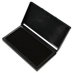 Microgel Stamp Pad for 2000 PLUS, 3 1/8 x 6 1/6, Black