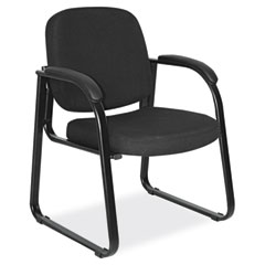 Alera® Genaro Series Half-Back Sled Base Guest Chair Thumbnail