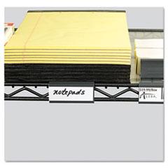 Alera® Wire Shelving Shelf Tag Thumbnail
