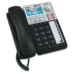 AT&T® ML17939 Two-Line Speakerphone with Caller ID and Digital Answering System
