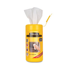 Fellowes® Alcohol-Free Screen Cleaning Wipes Thumbnail