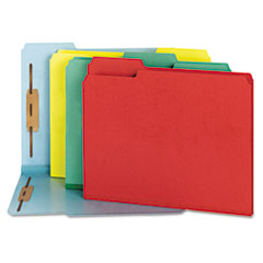 Universal® Deluxe Reinforced Top Tab Folders with Fasteners Thumbnail