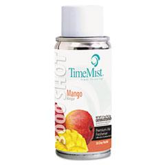 TimeMist® 3000 Shot Micro Metered Air Freshener Refill, Mango, 3 oz Aerosol