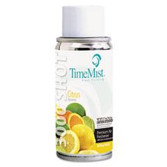 TimeMist® 3000 Shot Micro Metered Air Freshener Refill, Citrus, 3 oz Aerosol