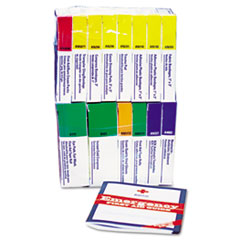 First Aid Only™ ANSI Compliant First Aid Kit Refill for 16 Unit First Aid Kit Thumbnail
