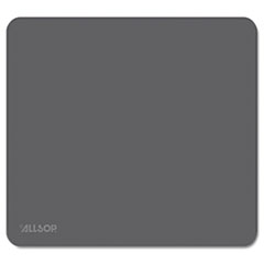 "Accutrack Slimline Mouse Pad, Graphite, 8 3/4"" x 8"""