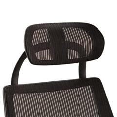 Alera® Alera Headrest for K8 Chair, Mesh, Black