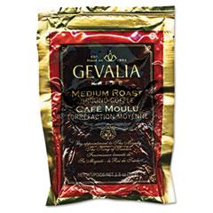 Gevalia® Medium Roast Coffee, 2.5oz Packet, 24/Carton