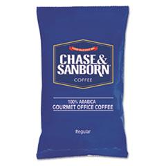 Chase & Sanborn® Coffee, Regular, 1.25oz Packets, 42/Box