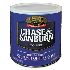 Chase & Sanborn® Coffee, Regular, 34.5oz Can