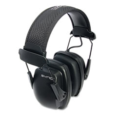 Howard Leight® by Honeywell Sync Stereo Earmuff, 25 dB NRR
