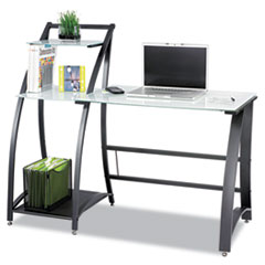 "Safco® Xpressions™ 53 1/4"" Computer Desk Thumbnail"