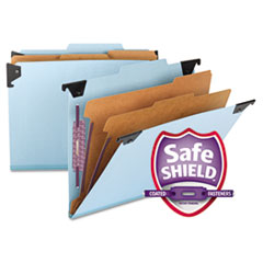 Smead® Hanging Pressboard Classification Folders with SafeSHIELD® Coated Fasteners Thumbnail