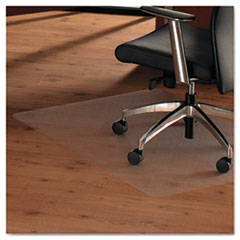 Floortex® Cleartex® Unomat Anti-Slip Polycarbonate Chair Mat for Hard Floors & Flat Pile Carpets Thumbnail