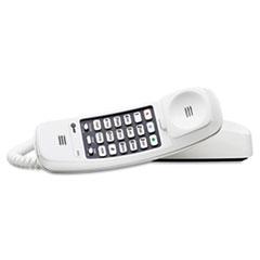 AT&T® 210 Trimline Telephone, White