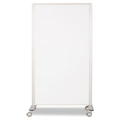 Best-Rite® Lumina Room Dividers, 39-1/2w x 71 3/4h, Aluminum