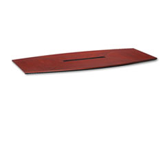 Safco® Corsica Conference Series 8' Table Top, 96w x 42d, Sierra Cherry