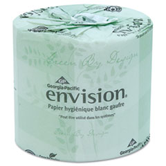 Georgia Pacific® Professional envision® Embossed Bathroom Tissue