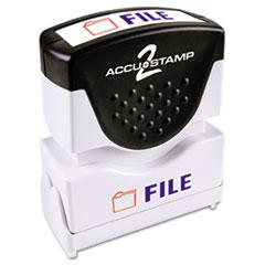 ACCUSTAMP2® Pre-Inked Shutter Stamp