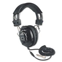 AmpliVox® Deluxe Stereo Headphones with Mono Volume Control