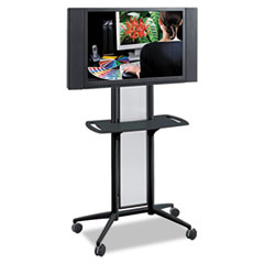 Safco® Impromptu® Flat Panel TV Cart Thumbnail