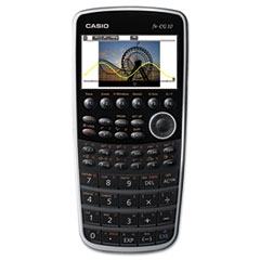 Casio® PRIZM FX-CG10 Graphing Calculator, 21-Digit Color LCD