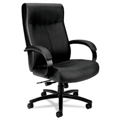 HON® Validate™ Big & Tall Leather Chair Thumbnail