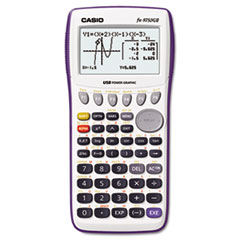 Casio® 9750GII Graphing Calculator, 21-Digit LCD