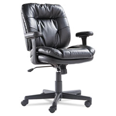 OIF Swivel/Tilt Leather Task Chair Thumbnail