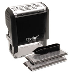 Trodat® Do It Yourself Message Stamp Thumbnail