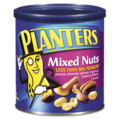 Planters® Mixed Nuts, 15oz Can