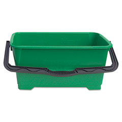 Unger® Pro Bucket, 6gal, Plastic, Green