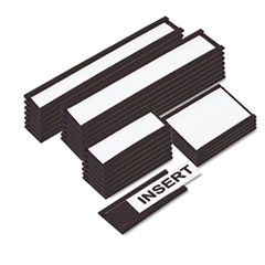 MasterVision® Magnetic Data Cards Thumbnail