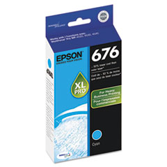 Epson® T676XL220S Restricted for Food and Drug Retail Set