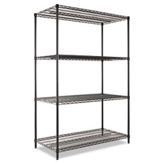 Alera® Industrial Heavy-Duty Wire Shelving Starter Kit Thumbnail