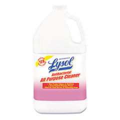 Professional LYSOL® Brand Antibacterial All-Purpose Cleaner Concentrate, 1 gal Bottle, 4/Carton