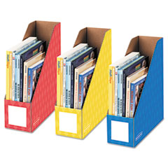 Bankers Box® Extra-Wide Magazine File Thumbnail
