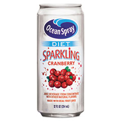Ocean Spray® Sparkling Cranberry Juice