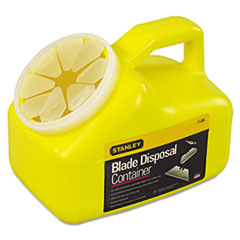 Stanley Tools® Blade Disposal Container 11-080